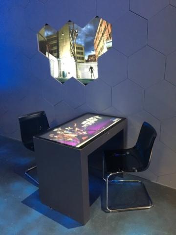 Stół interaktywny GLIP FLAT
