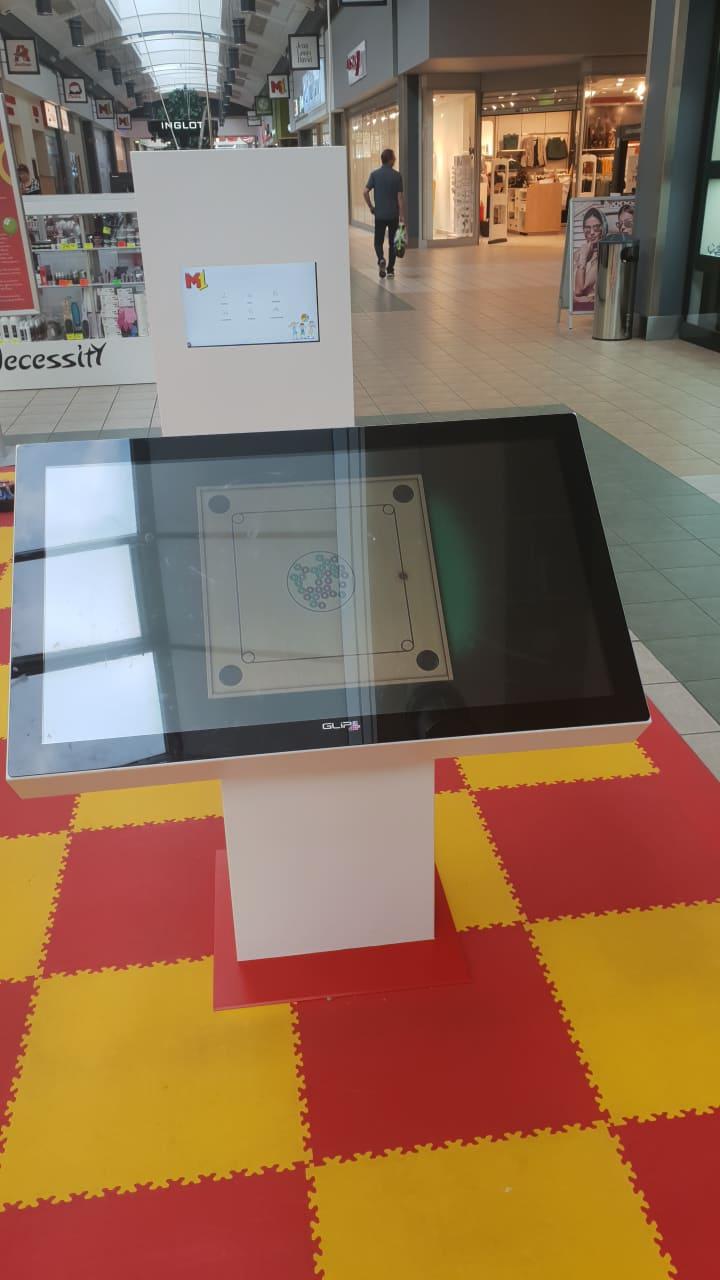 M1 Marki - stół interaktywny DIAGO