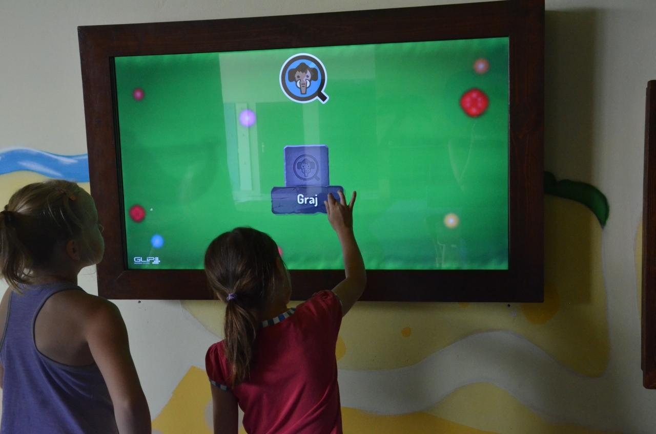 ekran interaktywny